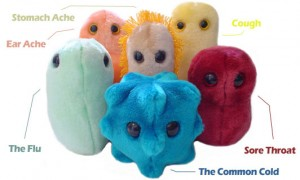 Giant microbes from Vestal Design