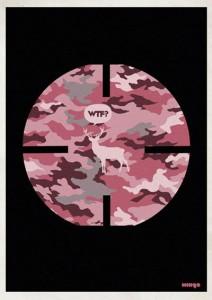 WTF? design from Estudio Minga.