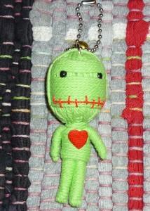 Zombie voodoo dolls