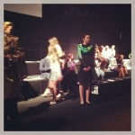 The challenge being to try and look cool and fabulous at SA Fashion Week. It was fun.