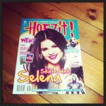 This is issue number 63 of Hoezit!, the tween magazine I edit. Always a lovely feeling when I hold the finished product in my hands.