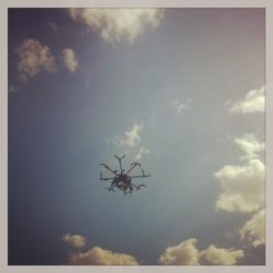 Beer drones